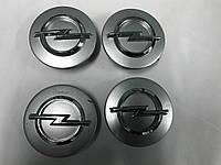 Opel Kadett Колпачки в оригинальные диски 64/59мм