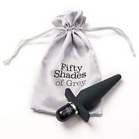 """Fifty Shades of Grey - Вибрирующая анальная пробка """"Восхитительная наполненность"""" (FS48291)"""