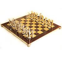 Шахматы Manopoulos Олимпийские игры латунь красный (S17RED)