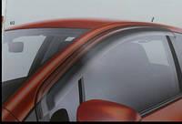 Toyota Yaris Оригинальные ветровики 08611-52860