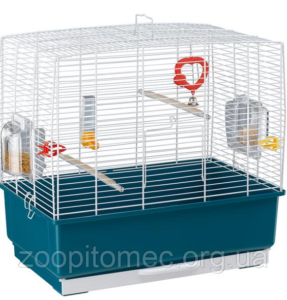 Клетка для птиц REKORD 3 FERPLAST (Ферпласт) белая