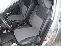 Чехлы на Шевроле Авео (Chevrolet Aveo 2006-2011) Premium