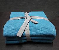 ТМ TAG Набор кухонных полотенец 50*70 Vega (голубой)