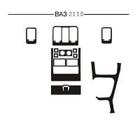 Lada 2110 вариант1 Накладки на панель Hartman