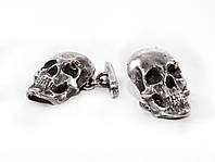 Запонки из серебра EJ Gregg & Baxter