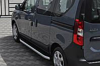 Renault dokker Боковые площадки Fullmond (2 шт., алюминий)