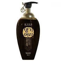 Шампунь Черное золото Daeng Gi Meo Ri New Gold Black Shampoo для кожи головы и волос 500 мл
