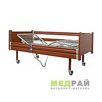 Кровать деревянная функциональная с электроприводом OSD 91 E