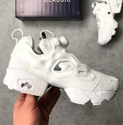 Мужские кроссовки Reebok Insta Pump Fury White, фото 2