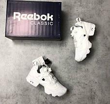 Мужские кроссовки Reebok Insta Pump Fury White, фото 3