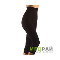 Антицеллюлитные шорты ниже колена с завышенной талией Fitness FarmaCell 123