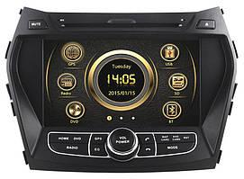 Штатная магнитола EasyGo S310 (Hyundai IX45, Santa Fe)
