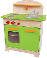 Кухня для гурманов, зеленая