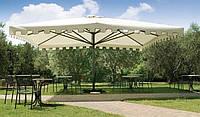 Зонт большой с воланом, Capri Dark, Scolaro, 6000х6000х5400 мм