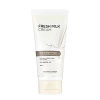 Увлажняющий молочный крем The Face Shop Daegwallyeong Fresh Milk Cream