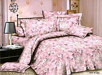 Двуспальный набор постельного белья 180*220 из Полиэстера №268 Черешенка™