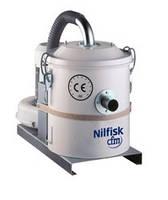 Промышленный пылесос 100/28 Nilfisk-CFM; 3-фазный пылесос — Белая линия