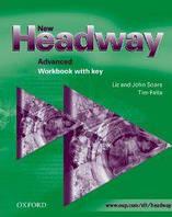 New Headway Advanced. Workbook (with Key)