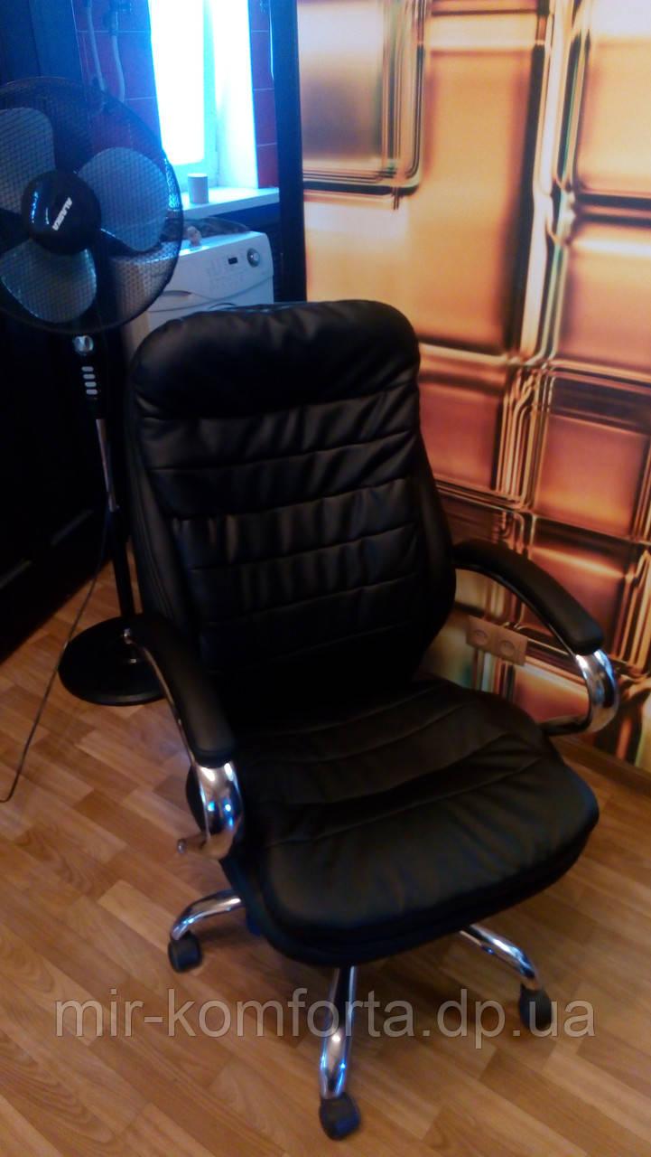 Услуги по перетяжке офисного кресла