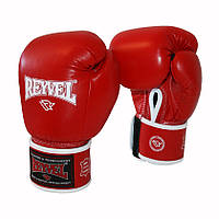 Боксерские перчатки REYVEL кожа 18 oz