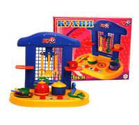 Кухня 2 - іграшка пластмас., в кор. 40*49*9см, ТМ Технок, Україна (8шт)(2117)