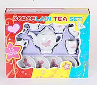 Набор чайный порцеляновый,13 предметов, в кор. 25*20*8см(CH1431)