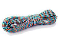 Шнур бельевой 4 мм высочайшего качества Д-42 цветной