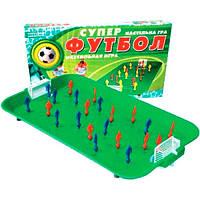 """Настільна гра """"Супер Футбол"""", в кор. 53*30*8см, ТМ Технок, Україна(4шт)(0946)"""