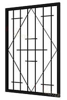 Решетка на окно сварная  - 76