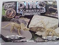 """Набор для творчества """"DINO Excavation, в кор.19*24*5см., (6шт)(07500)"""