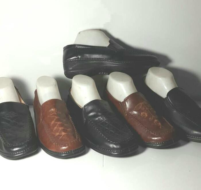 Туфли бабушка