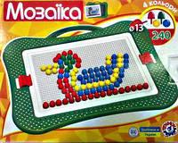 Мозаика  для малышей 5, в кор. 37*29*4см, ТМ Технок, Україна (10шт)(3374)
