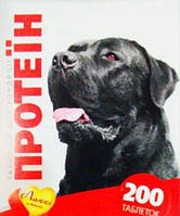 Лакки Мультивит протеин №200 витамины для собак