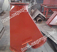 Клапан односторонний ручной КОР-300