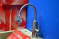 Электрический кран-водонагреватель проточного типа с Устройством Защитного Отключения (УЗО) Zerix ELW-04 EP