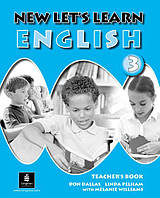 New Let's Learn English 3. Teacher's Book