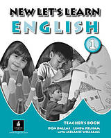 New Let's Learn English 1. Teacher's Book