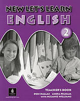 New Let's Learn English 2. Teacher's Book