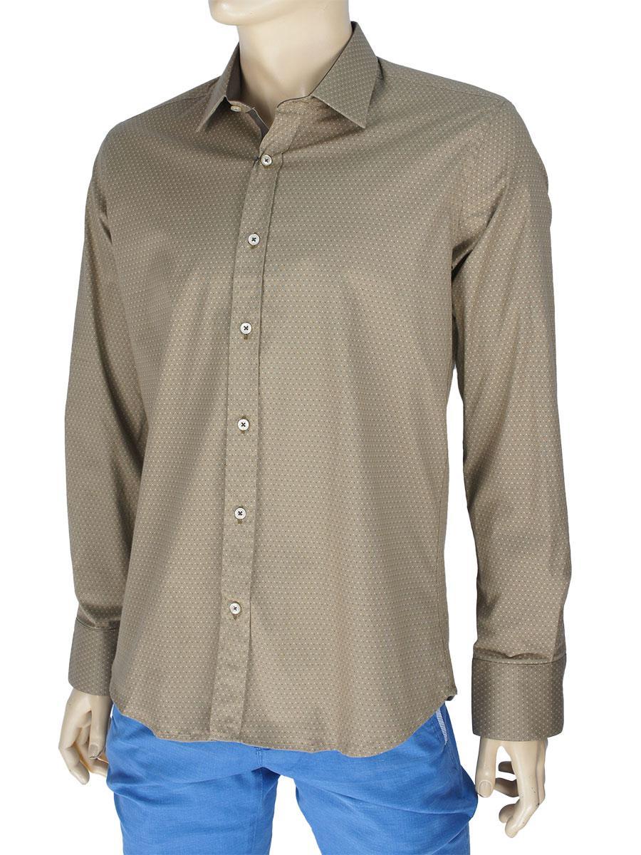 Стильна чоловіча сорочка Еnisse EGU1343-AR1998 H