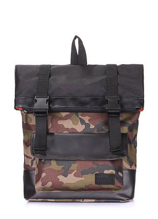 Камуфляжный рюкзак POOLPARTY Commando, фото 2