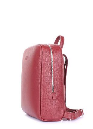 Рюкзак женский кожаный POOLPARTY Cult, фото 2