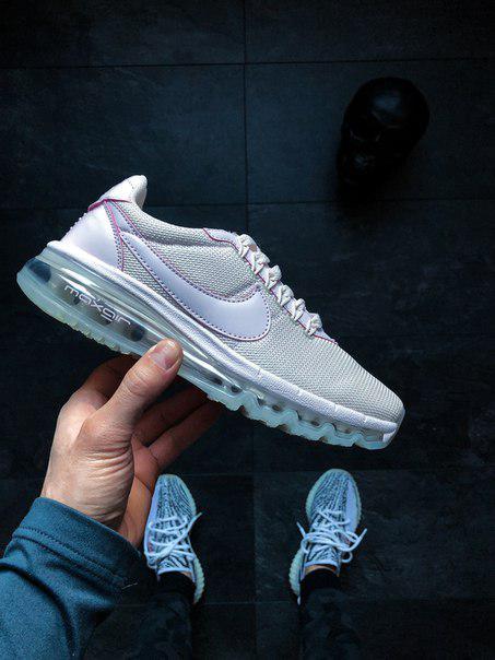 4ec00f2e Женские кроссовки Nike WMNS Air Max LD-Zero (Pearl Pink), цена 1 699 ...