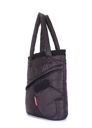 Стеганая сумка с рукавичкой POOLPARTY Mitten, фото 2