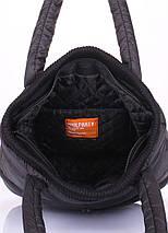 Стеганая сумка с рукавичкой POOLPARTY Mitten, фото 3