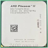 Процесор AMD Phenom II X3 720 2.8 GHz/6MB/4000MHz (HDZ720WFK3DGI) Socket AM3/AM2+