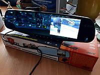 Зеркало с видеорегистратором 2камеры  CYCLON DVR MR-32