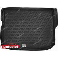 Полиуретановый коврик в багажник для Mitsubishi ASX (сабвуфер) 2010-