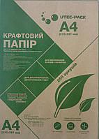 Крафтовая бумага А4 80 г/м2 в листах, фото 1
