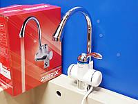Электрический кран-водонагреватель проточного типа Zerix ELW-01