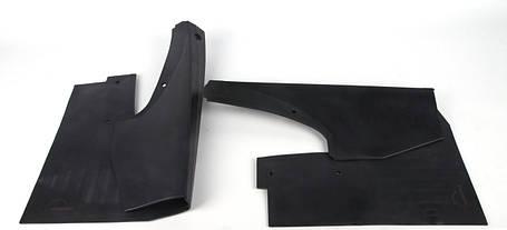 Брызговик (передний/задний) MB Sprinter 208-312/VW LT35 96- L (9018820105), фото 2